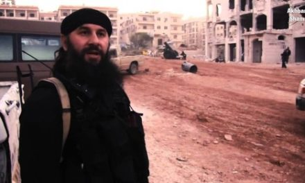 Syria Special: Did Chechen Commander Seek Ceasefire With Islamic State on Behalf of Insurgency?