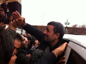 Iran Daily, Dec 23: Ahmadinejad Fuels Rumors of His Comeback