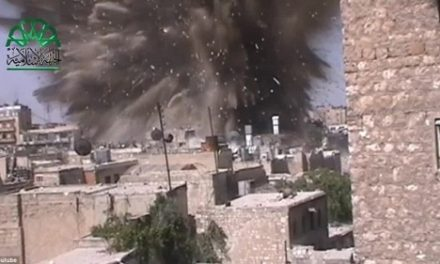 Syria Daily, Dec 31: Regime Forces Killed & Wounded by Aleppo Underground Bomb, Activists Claim