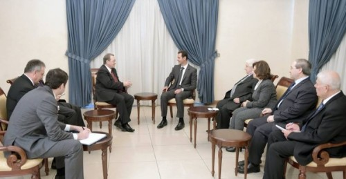 Syria Feature: Russia Pulls Back from Political Talks at End of January