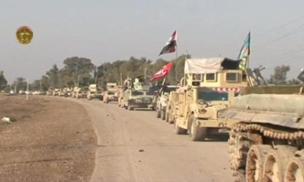 Iraq Daily, Dec 31: Iraqi Forces Claim Recapture of Key Town From Islamic State