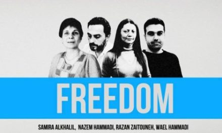 "Syria Daily, Dec 13: 1 Year On, ""Douma 4"" Activists Are Still Abducted and Missing"