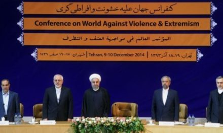 "Iran Daily, Dec 9: Tehran's Conference for ""World Against Violence and Extremism"""
