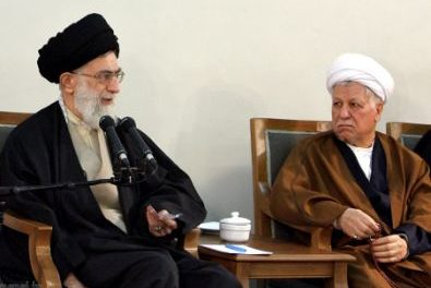 "Iran Analysis: Battle Within The Regime — Tehran Friday Prayer Accuses Ex-President Rafsanjani of ""Sedition"""