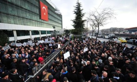 Turkey Daily, Dec 14: Erdogan Attacks Opposition By Arresting Journalists and Former Police Officers