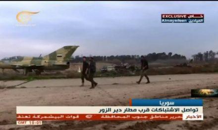 Syria Daily, Dec 14: Islamic State Renews Assault on Deir Ez Zor Airbase