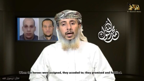 Charlie Hebdo Attacks: Al Qa'eda in Arabian Peninsula Claims Responsibility