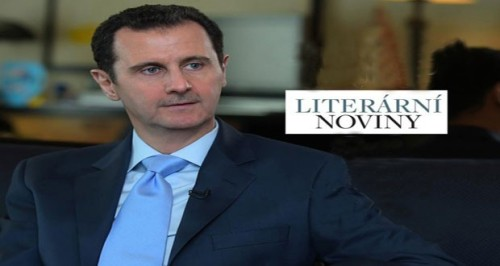 Syria Feature: Full Assad Interview With Czech Newspaper