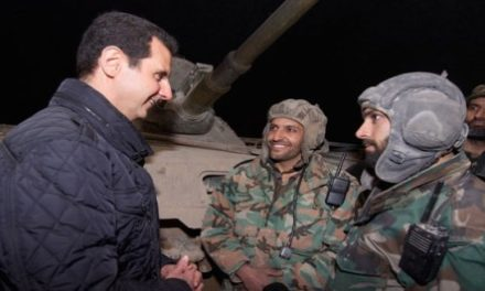 Syria Daily, Jan 2: Did Assad's PR Visit to His Troops Backfire?