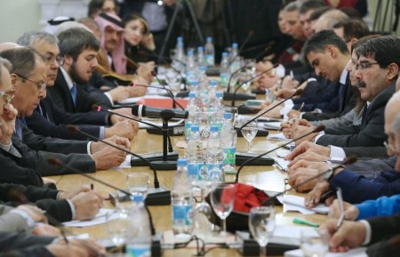 "Syria Feature: What Happened on the 1st Day of the Regime-Opposition ""Peace Talks"" in Russia?"