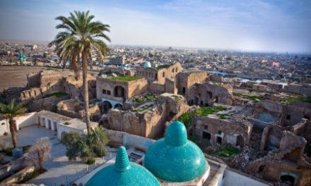 Iraq Feature: Kurds Warn of Influx of Shia Militias Near Kirkuk
