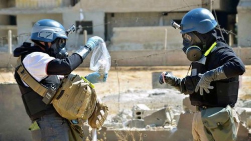 Syria Feature: Is Assad Keeping Chemical Weapons in Bunkers Near Damascus?