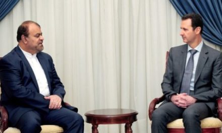 Syria Daily, Jan 6: Assad Appeals Again for Iran's Economic Support