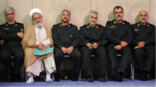 Iran Feature: Furor Over Conservative Site's Article on Corruption in Revolutionary Guards