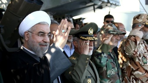 Iran Daily, Jan 1: Rouhani — Sanctions Have Boosted Our Military Power