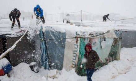 Syria Daily, Jan 8: A Drop in Killing But Worries for Refugees as the Snow Hits