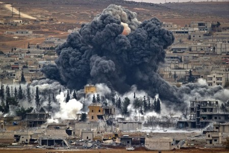 Syria Daily, Jan 12: US-Led Coalition Steps Up Airstrikes on Islamic State in East