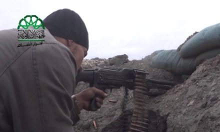 Syria Feature: Insurgents Hit Back at Regime and Regain Territory Near Aleppo