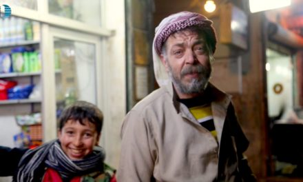 Syria Video Feature: In Aleppo, Defying the Regime's Bombs and Threatened Siege