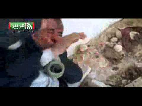 Syria Video Feature: The Stabbing of an Old Man By Pro-Assad Militia