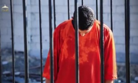 BBC Radio: Islamic State's Burning of Jordanian Pilot Shows Its Strengths — and Its Weaknesses