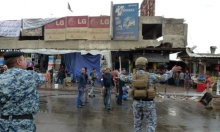 Iraq Developing: At Least 38 Killed in Baghdad Bombings
