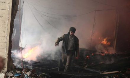 Syria Daily, Feb 10: 100+ Killed in Regime's Latest Assault on Damascus Suburb of Douma