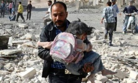 "Syria Feature: Human Rights Watch — ""100s of New, Indiscriminate Regime Air Attacks"""