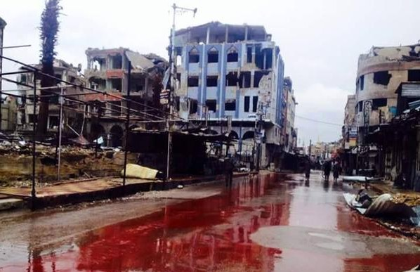 DOUMA RIVER OF BLOOD