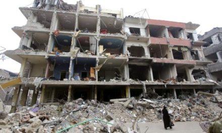 Syria Daily, Feb 17: Has Rebel Rocket Threat Stopped Assad's Bombing of Civilians Near Damascus?