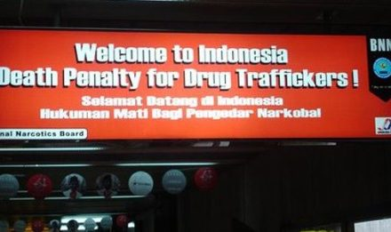 Indonesia Analysis: You're Wrong, Mr President — Djakarta's Death Penalty is Against International Law