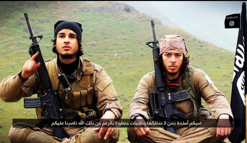 "Syria & Iraq Video: Islamic State to France — ""We Will Cut Off Your Heads and Bomb You"""