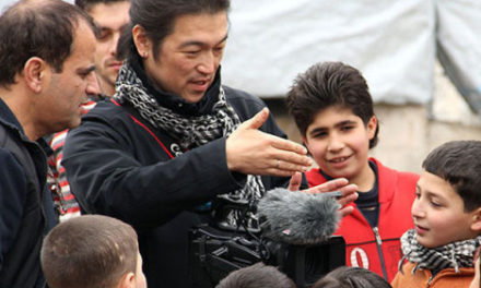 Syria Daily, Feb 1: Japanese Journalist Kenji Goto Is Executed by Islamic State