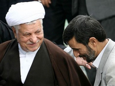 Iran Feature: Rafsanjani Makes His Political Move….By Attacking Ahmadinejad For Corruption and Economic Problems