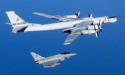 """Russia Audio Analysis: From """"Moscow's Bombers Off British Coast"""" to the Crisis in Ukraine"""
