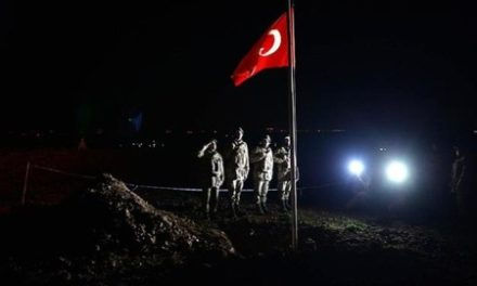 Syria Developing: Turkish Military Force Enters Country To Move Tomb of Suleyman Shah