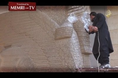 Iraq Video Feature: Islamic State Destroys Archaeological Treasures in Mosul
