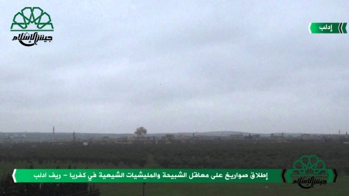 Syria Daily, Feb 26: Rebels Launch New Offensive Near Idlib City in Northwest