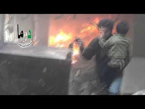 Syria Daily, Feb 9: Regime's Deadly Assault on Douma's Civilians