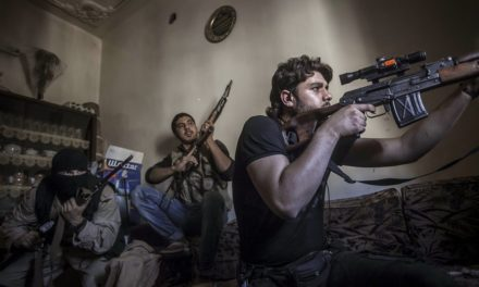 Syria Special: Rebels Answer Questions About Military Situation in Aleppo Province