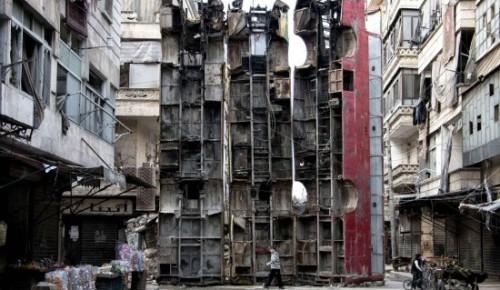 Syria Feature: Scenes from Aleppo