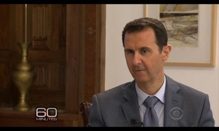 """Syria Feature: Assad """"Open to Dialogue"""" With US…But Then Calls It A """"War-Monger"""""""