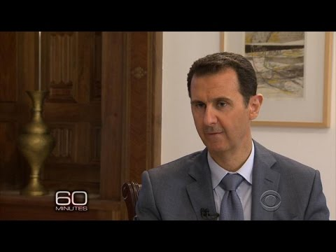 Syria Video & Transcript: Assad's Interview with America's CBS News…Before the Fall of Idlib