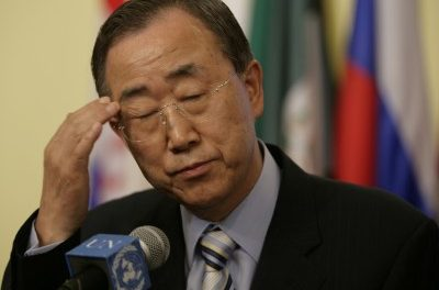 "Syria Daily, March 13: UN Head — ""International Community Incapable of Taking Action"""