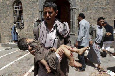 Yemen Developing: At Least 137 Killed As Mosques Bombed in Sana'a