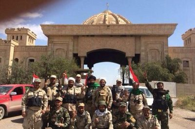 "Iraq Daily, March 31: Iraqi Forces & Shia Militia Close to ""Liberation"" of Tikrit From Islamic State"
