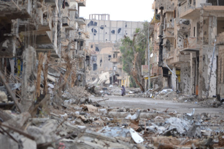 "Syria Document: UN Report on the Devastation of an ""Economy of Violence"""