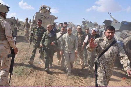 Iraq Daily, March 11: Iraqi Forces and Shia Militia Close on Islamic State in Tikrit