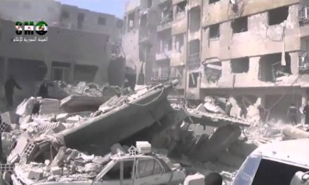 Syria Daily, March 16: 83 Killed on Sunday as Regime Steps Up Bombardment of Douma