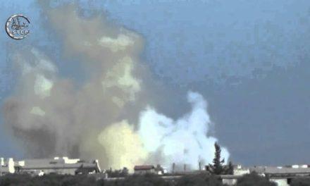 "Syria Daily, March 18: ""Latest Assad Chlorine Attack is War Crime"" — Amnesty International"